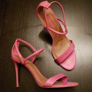 Light Fushia Topshop Stiletto Heels size 39